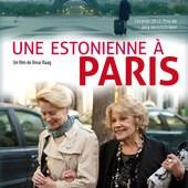 Movie, Une Estonienne à Paris(日安可頌)(愛沙尼亞女人在巴黎)(A Lady in Paris), 電影海報