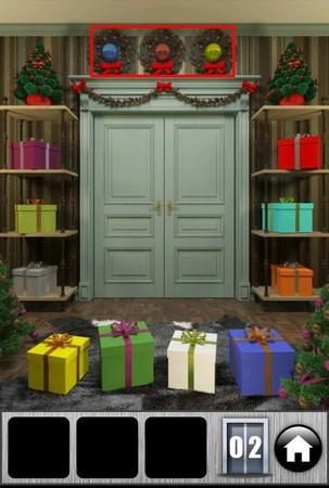 100 Doors 2013 christmas Level 2