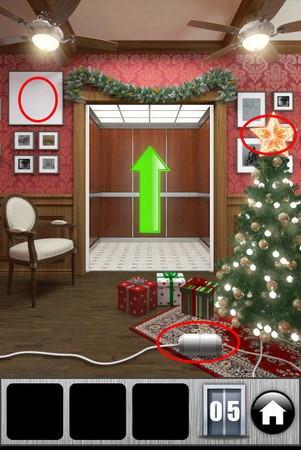 100 Doors 2013 christmas Level 5