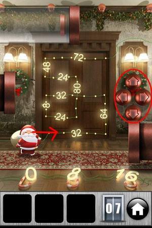 100 Doors 2013 christmas Level 7