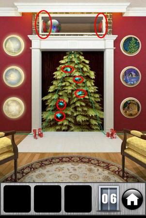 100 Doors 2013 christmas Level 6