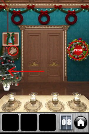 100 Doors 2013 christmas Level 8