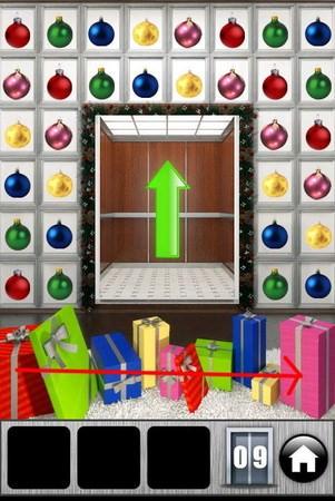 100 Doors 2013 christmas Level 9
