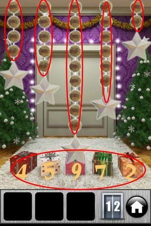 100 Doors 2013 christmas Level 12