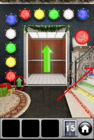 100 Doors 2013 christmas Level 15