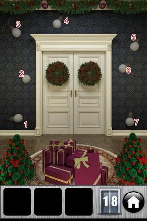 100 Doors 2013 christmas Level 18