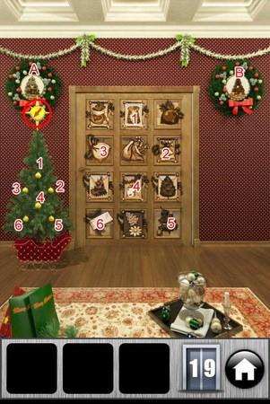 100 Doors 2013 christmas Level 19