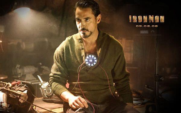 Movie, Iron Man (鋼鐵人) (鋼鐵俠) (鐵甲奇俠), 電影劇照