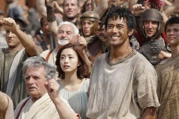 Movie, テルマエ・ロマエII (羅馬浴場 2)(Thermae Romae II), 電影劇照
