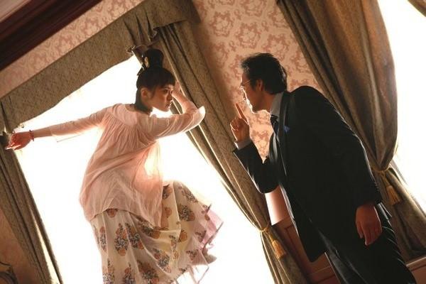 Movie, 偉大なる、しゅららぼん(偉大的咻啦啦砰), 電影劇照