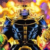 Comic, The Avengers, Thanos