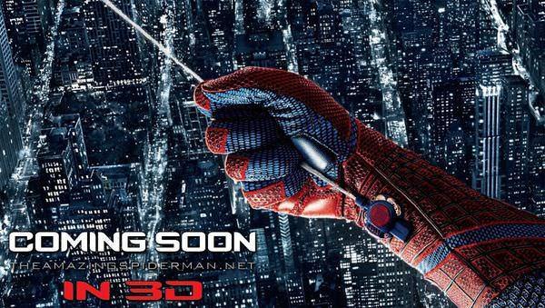 Movie, The Amazing Spider-Man(蜘蛛人:驚奇再起)(超凡蜘蛛俠)(蜘蛛俠:驚世現新), 電影海報