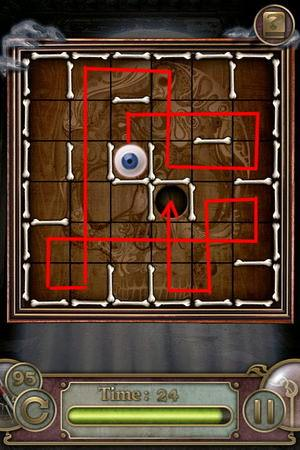 App, 逃出豪宅(Escape The Mansion), Level 95, 解法