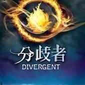 小說, Divergent(分歧者), 封面