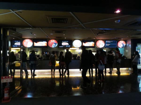 京站威秀影城, 台北火車站, 捷運台北車站, 高鐵台北站,台北市大同區