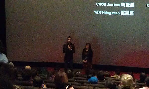 Movie, KANO, 電影特映會