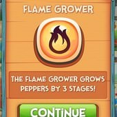 Pepper Panic Saga, Booster, Flame Grower