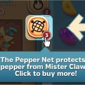 Pepper Panic Saga, Booster, Pepper Net