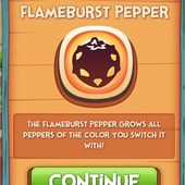 Pepper Panic Saga, Booster, Flameburst Pepper
