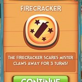 Pepper Panic Saga, Booster, Firecracker