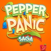 Pepper Panic Saga, facebook games