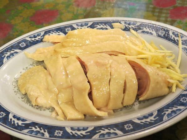 利興飲食店(內灣黃婆婆客家菜), 脆皮油雞