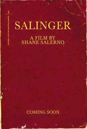 Movie, (Salinger(沙林傑)(塞林格), 電影海報