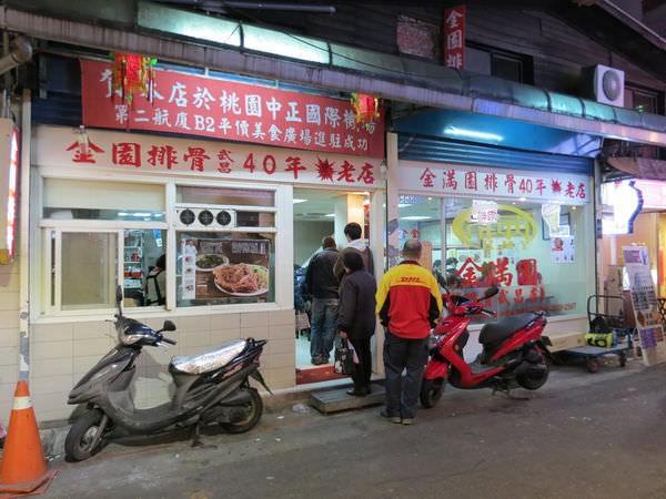 金滿園排骨, 捷運西門站, 台北市萬華區