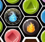 LINE Game, PokoPang(波兔村保衛戰), 紅色火焰炸彈.藍色火焰炸彈