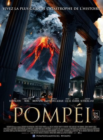 Movie, Pompeii(龐貝)(龐貝末日:天火焚城)(龐貝末日), 電影劇照