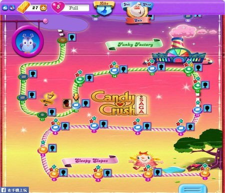 Candy Crush Saga, Dreamworld