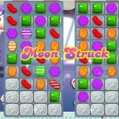 Candy Crush Saga, Dreamworld, Moon Struck