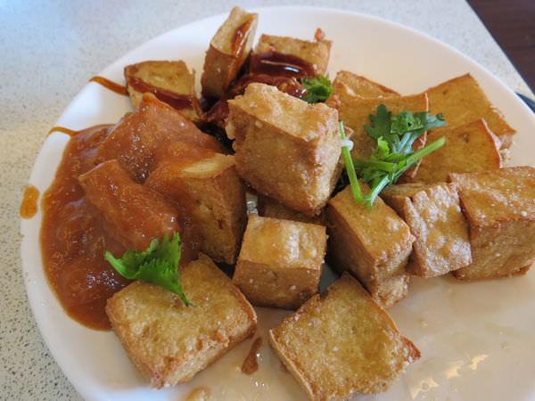 汐止巷仔內米粉湯, 酥炸豆腐