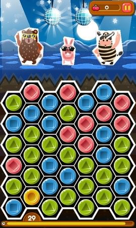LINE Game, PokoPang(波兔村保衛戰), 歡樂櫻桃派對(Mission Clear)