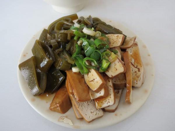 芋頭米粉(麵鋪), 豆乾海帶