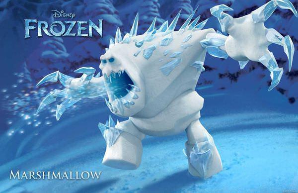 電影, Frozen(冰雪奇緣), Marshmallow