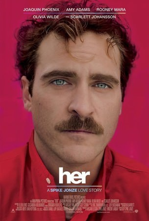 movie, 雲端情人(Her)