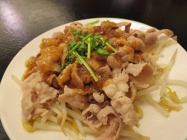 醉翁漁港海鮮, 蒜泥白肉