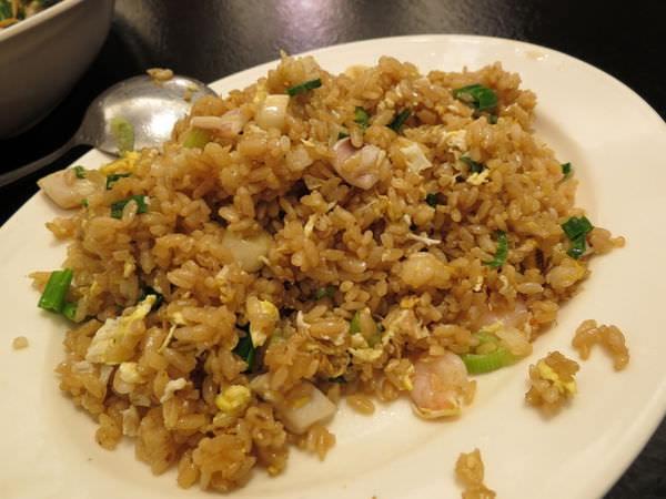 醉翁漁港海鮮, 海鮮炒飯