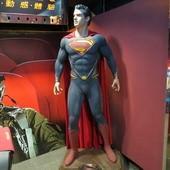 Movie, Man of Steel / 超人:鋼鐵英雄 / 超人:钢铁之躯, 等身模型