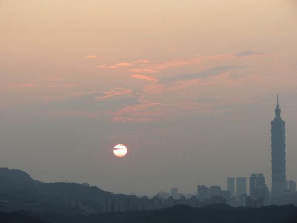 日落, 20131231