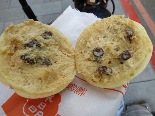 同心圓水晶紅豆餅, 蘭姆起司