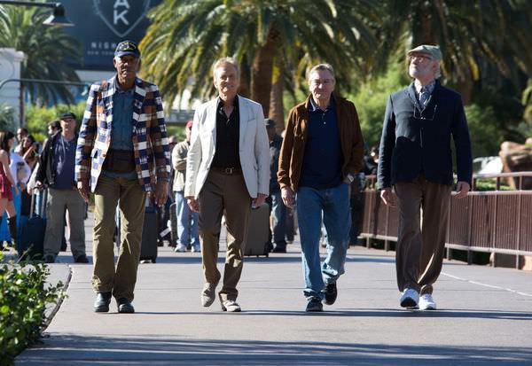 Last Vegas(賭城大丈夫), movie