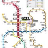 台北捷運, 行駛路網圖, 101103