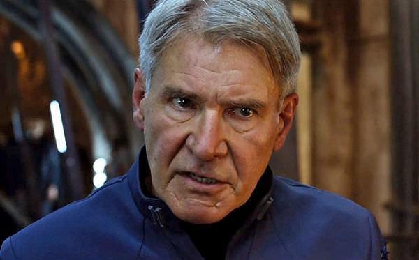 Ender's Game, Harrison Ford