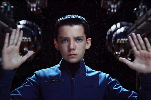 Ender's Game, Asa Butterfield