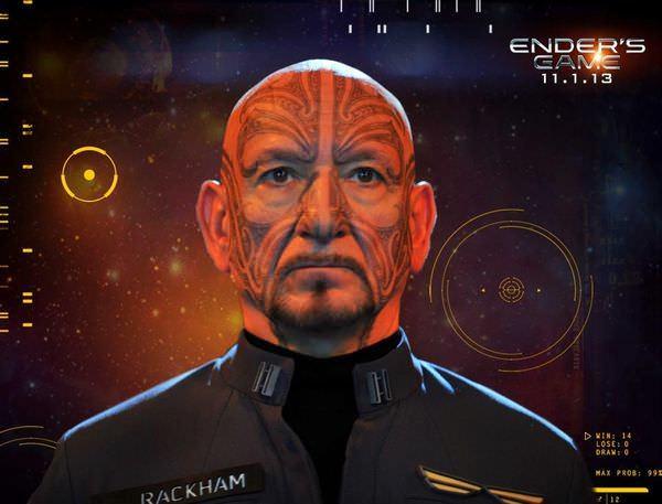Ender's Game, Ben Kingsley