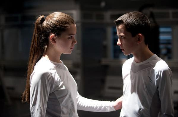 Ender's Game, Hailee Steinfeld
