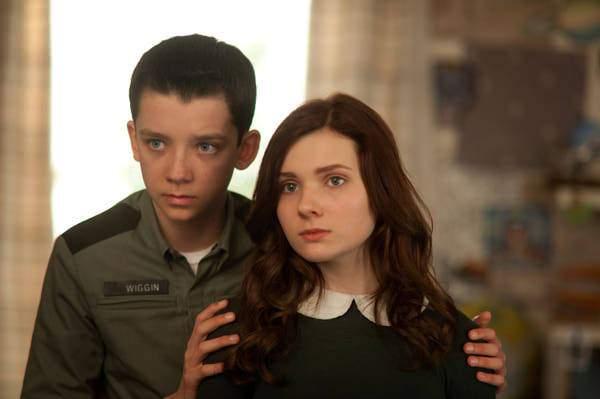 Ender's Game, Abigail Breslin
