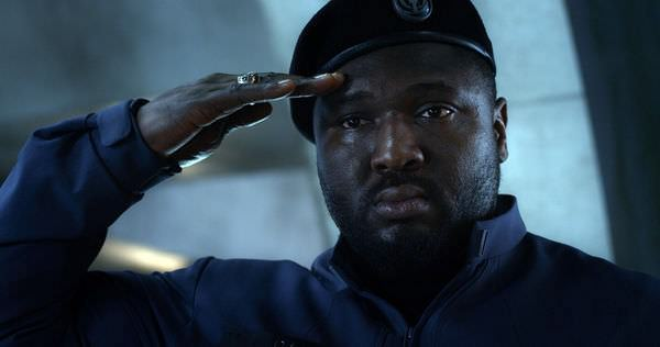 Ender's Game, Nonso Anozie